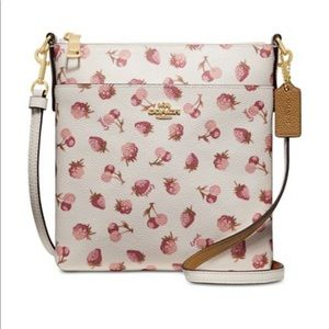 NWT COACH FRUIT KITT CROSSBODY